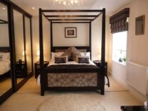 corwellfour poster bed