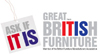 'Ask if it is' Great British Furniture logo